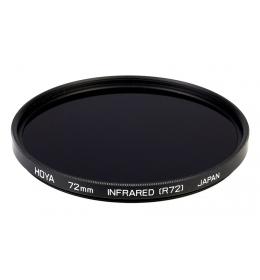 Filtr HOYA INFRARED R72 58 mm